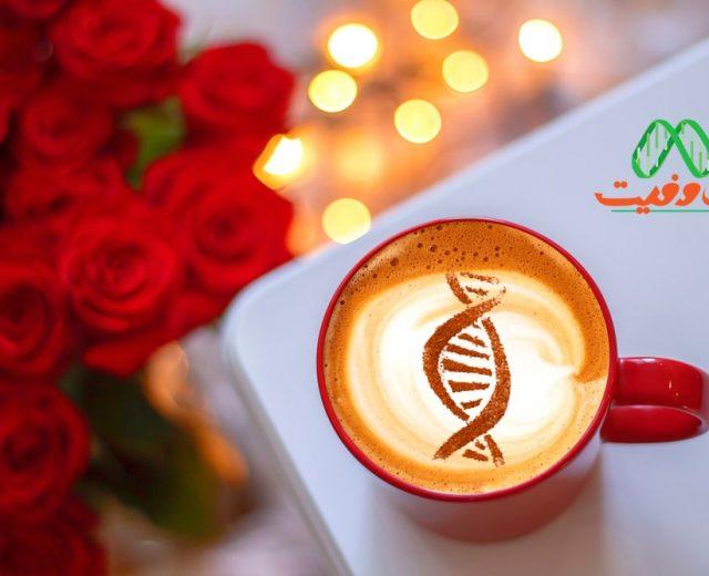 قهوه، ژنتیک، کافئین، کافیین، ژنتیک قهوه